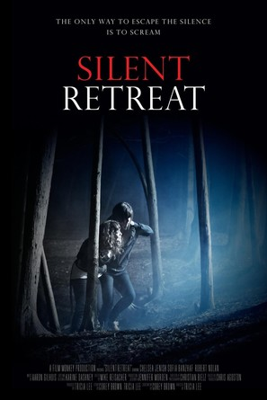 Silent Retreat - Canadian Movie Poster (thumbnail)