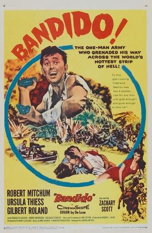 Bandido - Movie Poster (thumbnail)