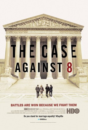 The Case Against 8 - Movie Poster (thumbnail)