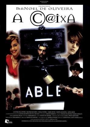 A Caixa - Spanish Movie Poster (thumbnail)