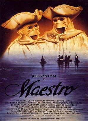 Maître de musique, Le - German Movie Poster (thumbnail)