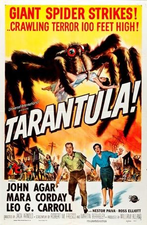 Tarantula - Movie Poster (thumbnail)