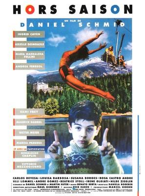 Hors saison - French Movie Poster (thumbnail)