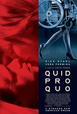 Quid Pro Quo - Movie Poster (thumbnail)
