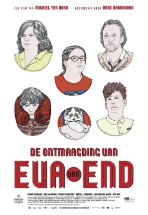 De Ontmaagding Van Eva Van End - Dutch Movie Poster (thumbnail)
