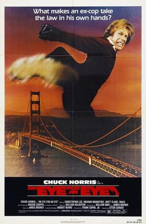 An Eye for an Eye - Movie Poster (thumbnail)