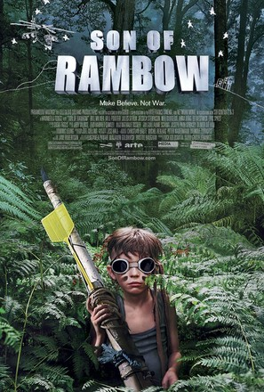 Son of Rambow - Movie Poster (thumbnail)