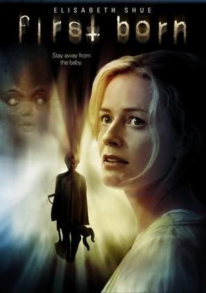 First Born - DVD movie cover (thumbnail)