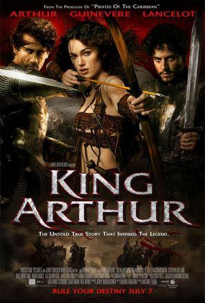 King Arthur - Movie Poster (thumbnail)