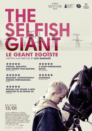 The Selfish Giant - British Movie Poster (thumbnail)