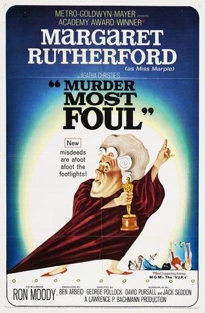 Murder Most Foul - Movie Poster (thumbnail)