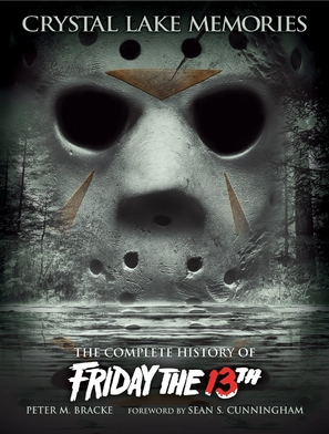 Crystal Lake Memories: The Complete History of Friday the 13th - DVD cover (thumbnail)