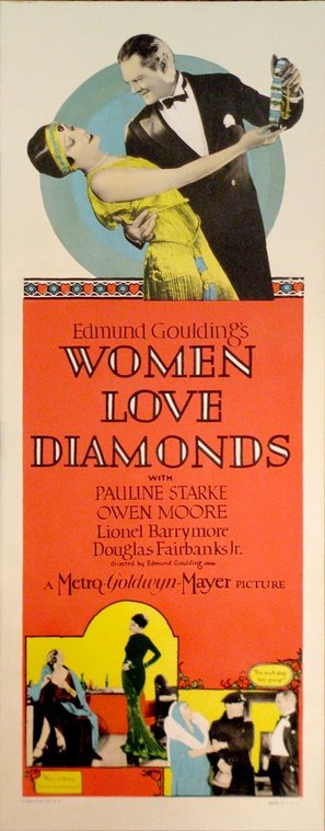 Image result for women love diamonds 1927