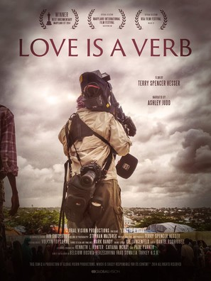 Love Is a Verb - Movie Poster (thumbnail)