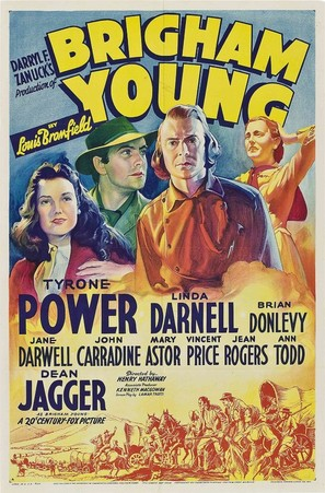 Brigham Young - Movie Poster (thumbnail)