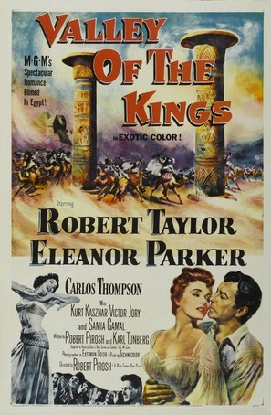 Valley of the Kings - Movie Poster (thumbnail)