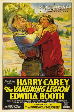 The Vanishing Legion - Movie Poster (thumbnail)
