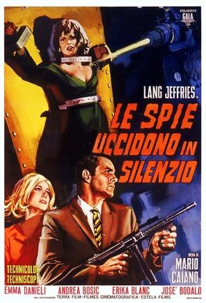 Le spie uccidono in silenzio