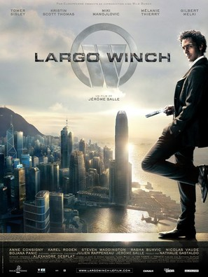 Largo Winch - French Movie Poster (thumbnail)