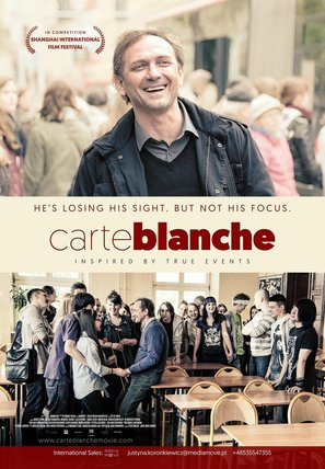 Carte Blanche - Polish Movie Poster (thumbnail)