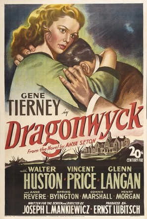 Dragonwyck - Theatrical movie poster (thumbnail)
