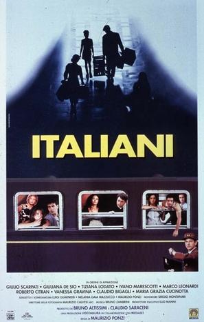 Italiani - Italian Movie Poster (thumbnail)