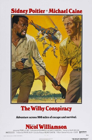 The Wilby Conspiracy - Movie Poster (thumbnail)