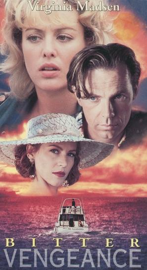 Bitter Vengeance - VHS movie cover (thumbnail)