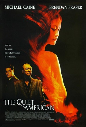 The Quiet American - Movie Poster (thumbnail)