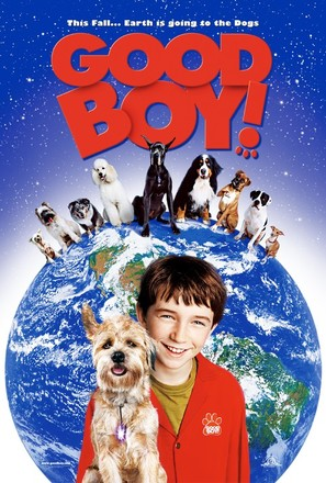 Good Boy! - poster (thumbnail)