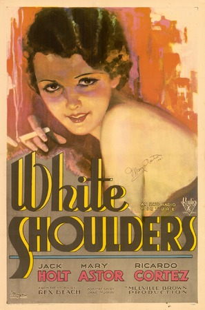 White Shoulders - Movie Poster (thumbnail)
