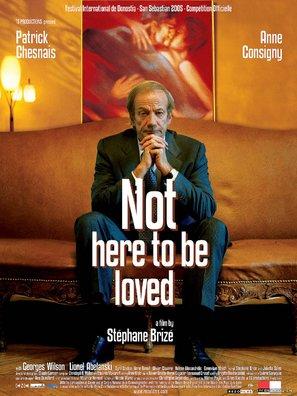 Je ne suis pas là pour être aimé - Movie Poster (thumbnail)