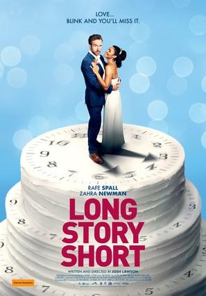 Long Story Short - Australian Movie Poster (thumbnail)