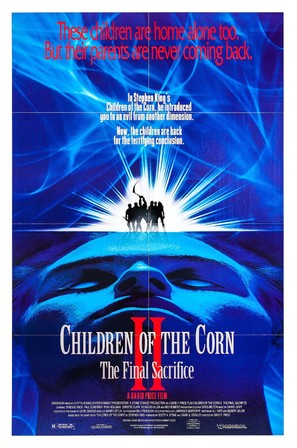 Children of the Corn II: The Final Sacrifice - Movie Poster (thumbnail)