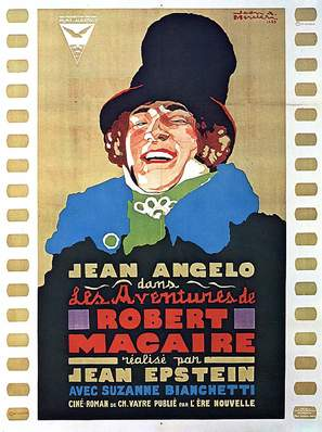 Aventures de Robert Macaire, Les - French Movie Poster (thumbnail)