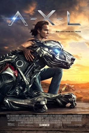 A.X.L. - Movie Poster (thumbnail)