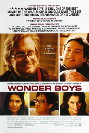 Wonder Boys - Movie Poster (thumbnail)