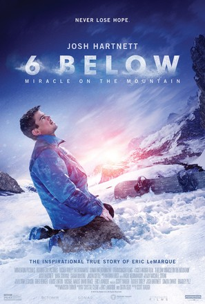 6 Below: Miracle on the Mountain - Movie Poster (thumbnail)