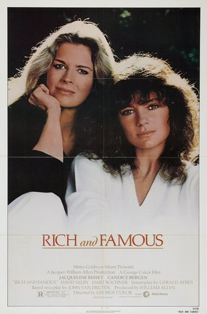 Rich and Famous - Movie Poster (thumbnail)
