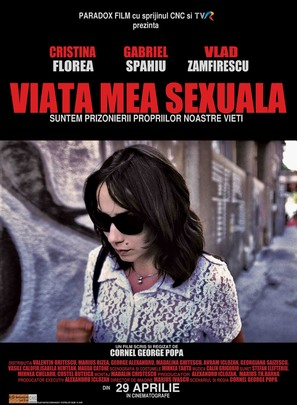 Viata mea sexuala - Romanian Movie Poster (thumbnail)