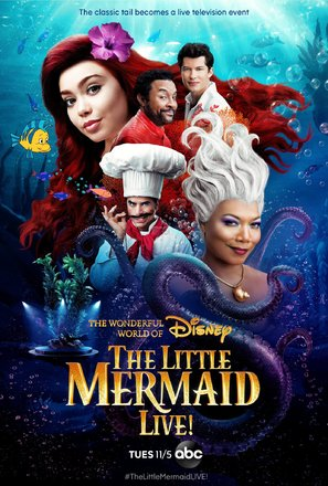 The Little Mermaid Live! - Movie Poster (thumbnail)