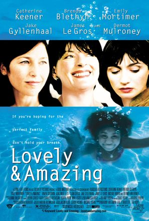Lovely & Amazing - poster (thumbnail)