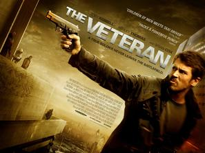 The Veteran - British Movie Poster (thumbnail)