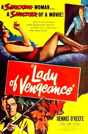 Lady of Vengeance - Movie Poster (thumbnail)