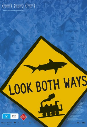 Look Both Ways - Australian Movie Poster (thumbnail)