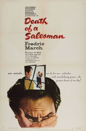 Death of a Salesman - Movie Poster (thumbnail)