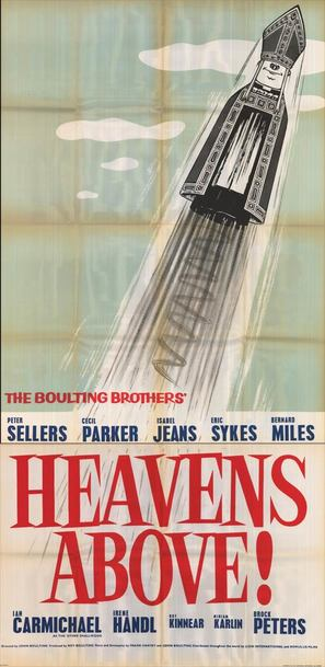 Heavens Above! - Movie Poster (thumbnail)
