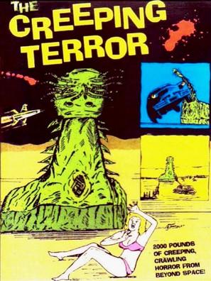 The Creeping Terror - Movie Poster (thumbnail)