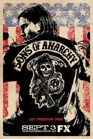 """Sons of Anarchy"" - Movie Poster (thumbnail)"
