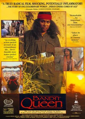 Bandit Queen - Australian Movie Poster (thumbnail)